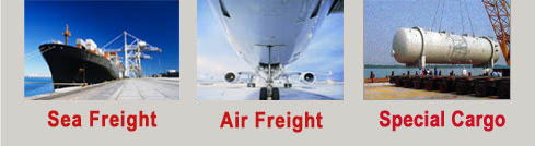Malaysia Sea Freight, Malaysia Air Freight, Land Transportation - CLICK FOR MORE INFO!